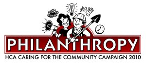 Caring for the Community 2010 Logo
