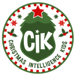 Christmas Intelligence Kids Emblem