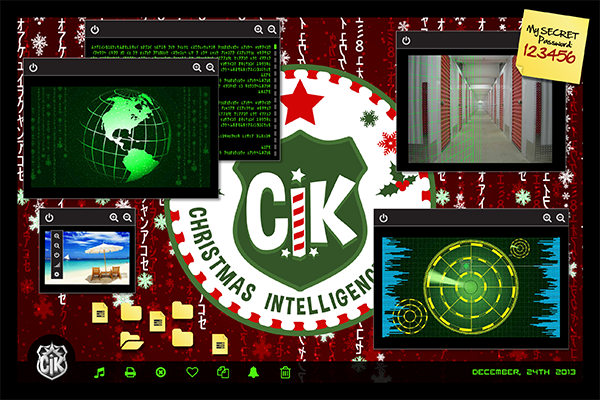 Computer Screen for CIK