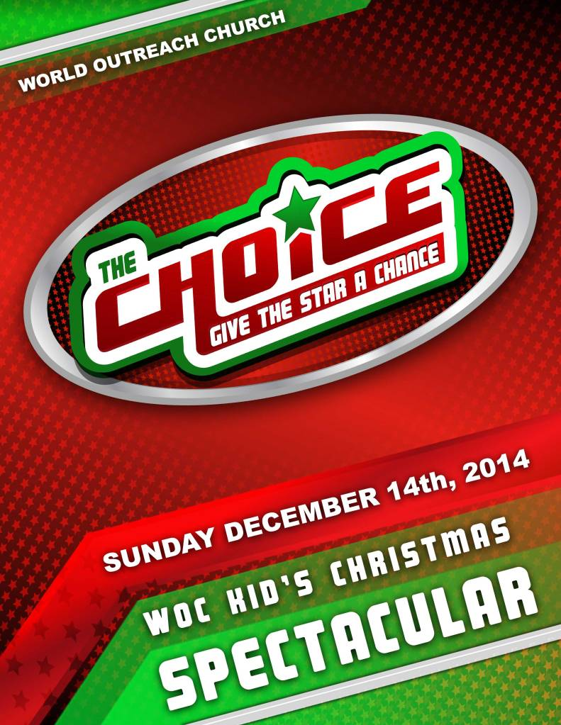The Choice Musical